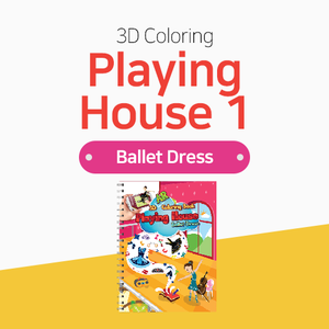 Playing House 1 - Ballet Dress